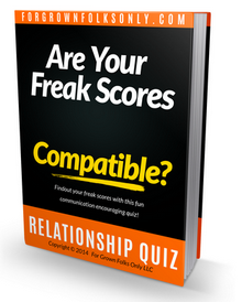 What's Your Freak Score Quiz - For Grown Folks Only