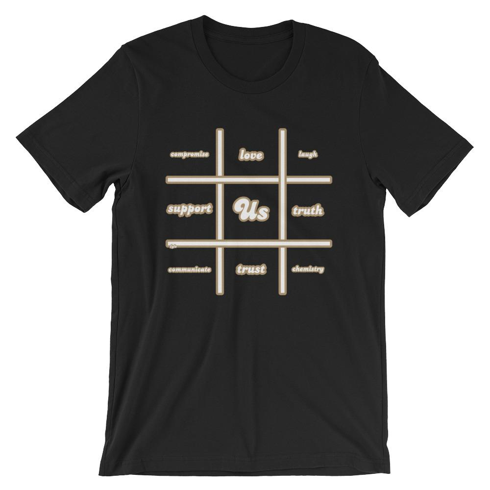 Tic Tac Toe Us T Shirt