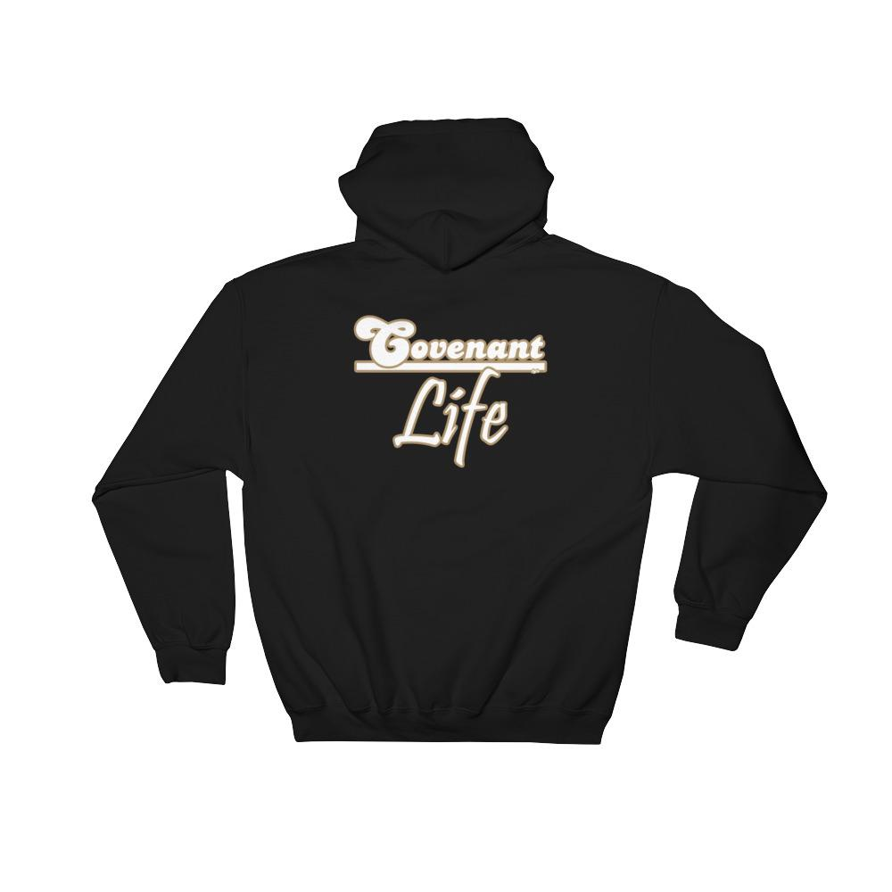 Official Covenant Life Black Hoodie