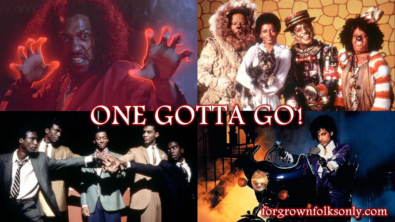 One Gotta Go (Black Cult Classic Movies)