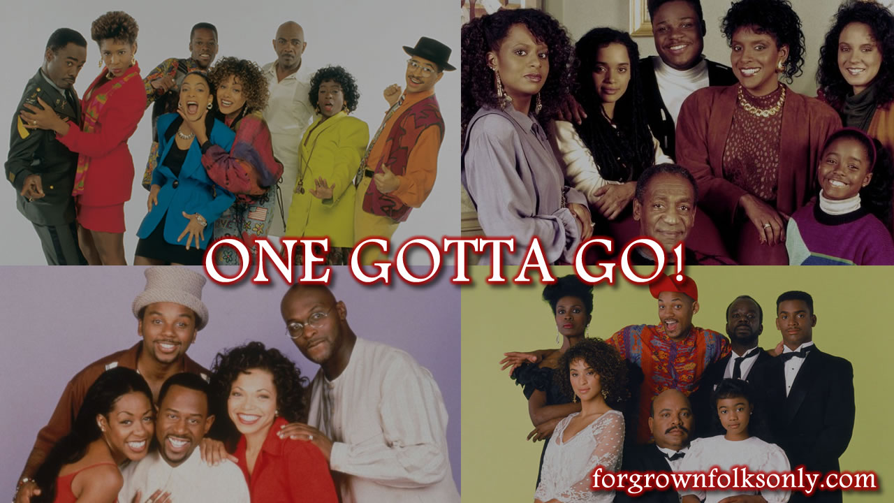 One Gotta Go (Black Comedies)