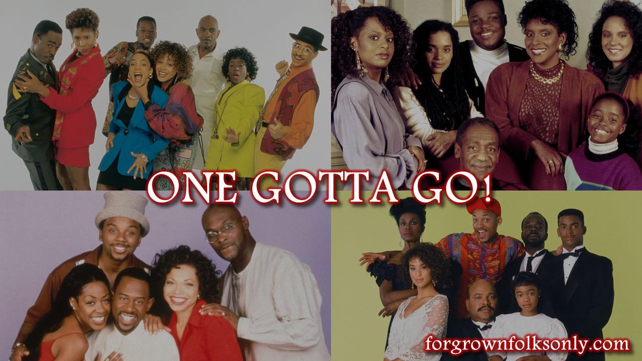 One Gotta Go (Black Comedies)