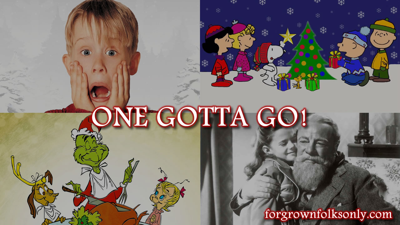 One Gotta Go (Classic Christmas Movies)