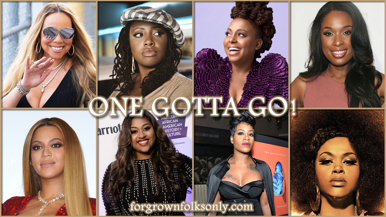One Gotta Go (Soulful Female Voices)