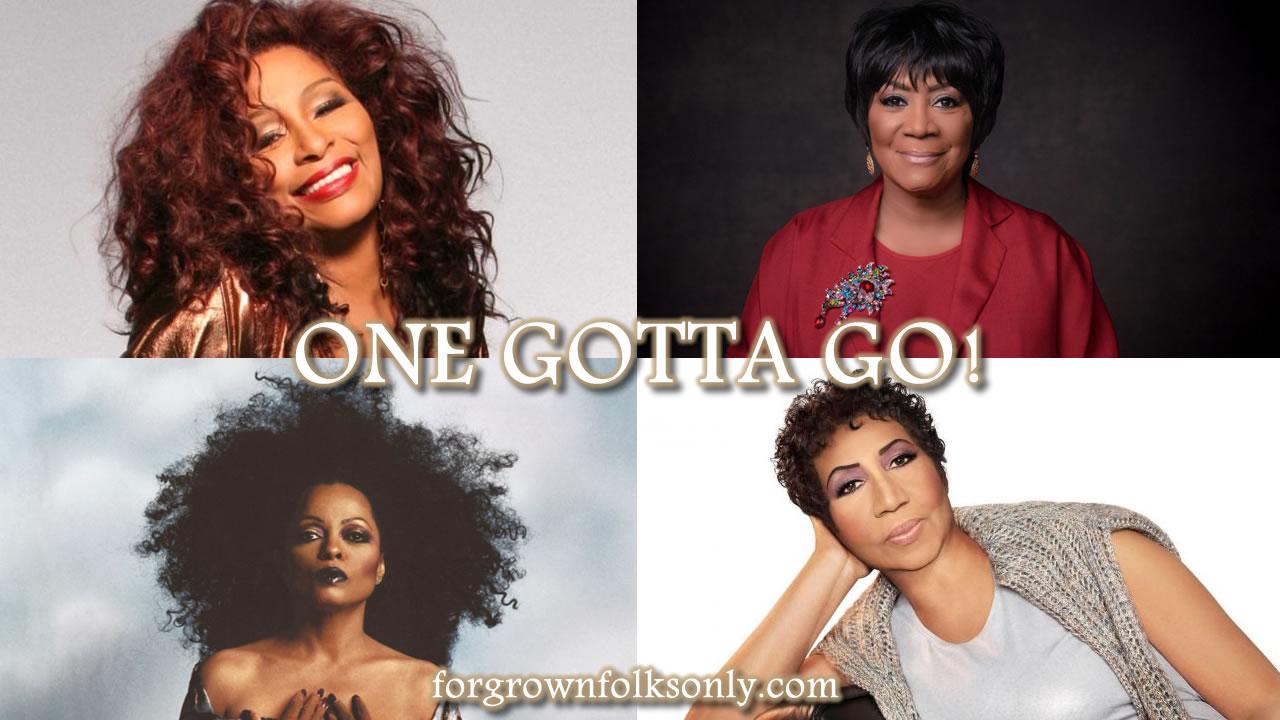 One Gotta Go (Pop Matriarchs)